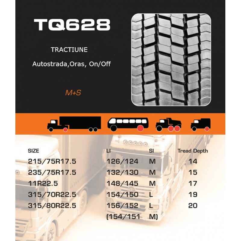 Torque TQ-628